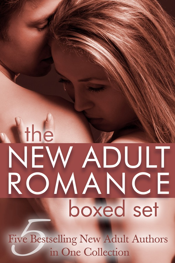 The New Adult Boxed Set – 5 Novels!