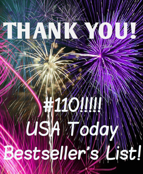 #110 USA Today Bestseller's List–NA Bundle!