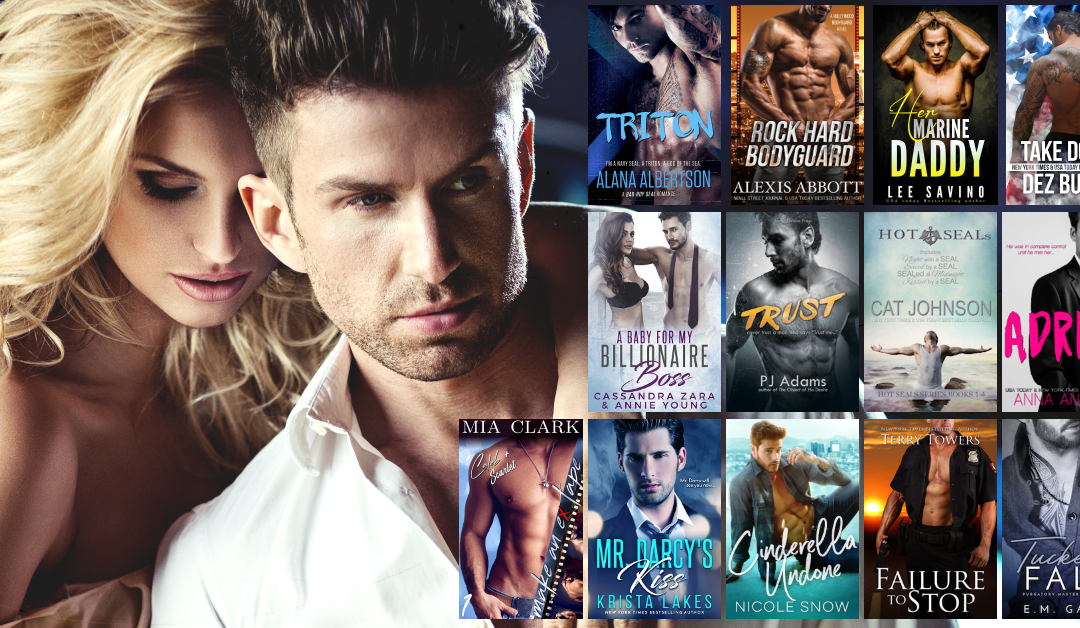 2018 Winter Contemporary Romance Giveaway